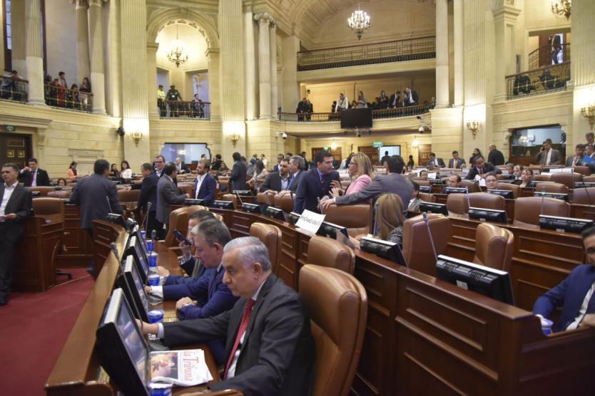 Había en marcha una demanda contrala elección de los actuales representantes a la Cámara por Bogotá.