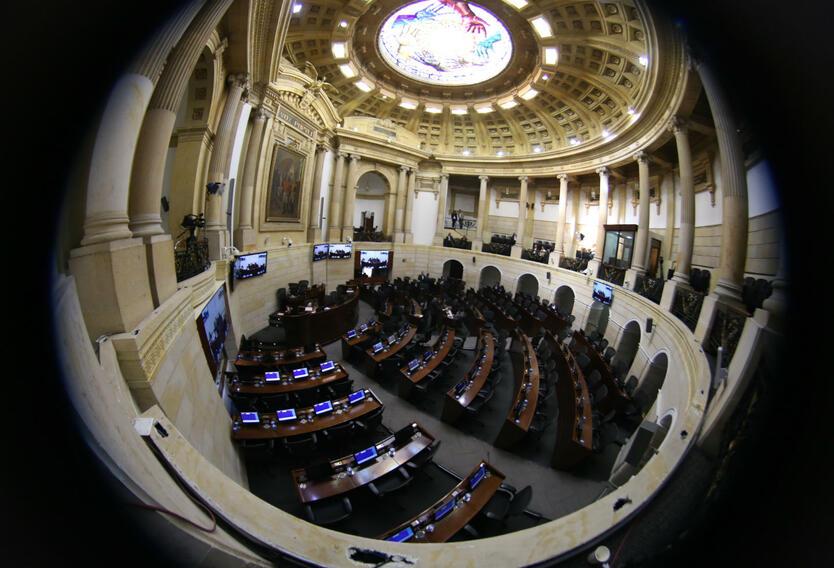 No es bueno el panorama para el Congreso frente a las objeciones a la JEP.