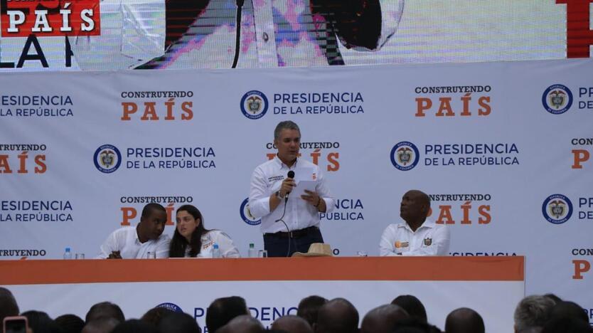 Gobernador del Chocó exigió liberación de dos secuestradas por el ELN