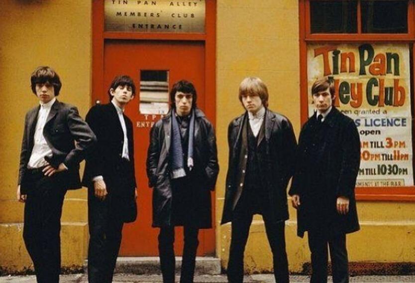 Los Rolling Stones recorrerán Estados Unidos con nueva gira