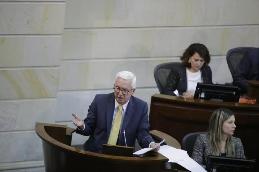 Senador Jorge Enrique Robledo