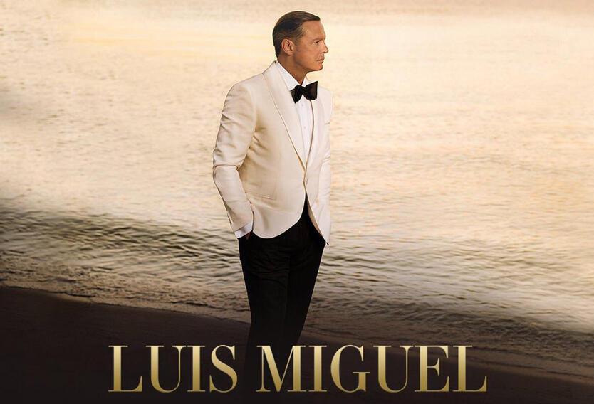 Publicidad de Luis Miguel