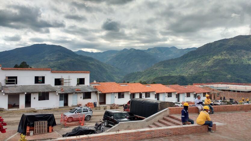 Nuevo Casco Urbano de Gramalote, en Norte de Santander