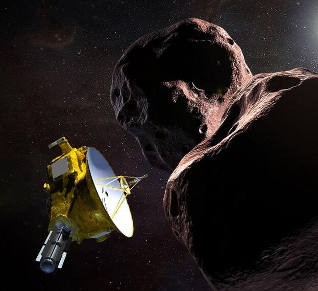 Nave de la NASA ultima