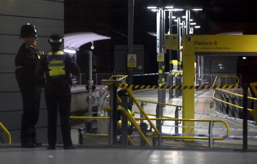 Ataque en Manchester, Inglaterra