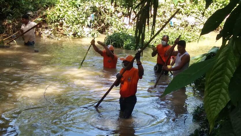 Emergencias por lluvias en Buenaventura