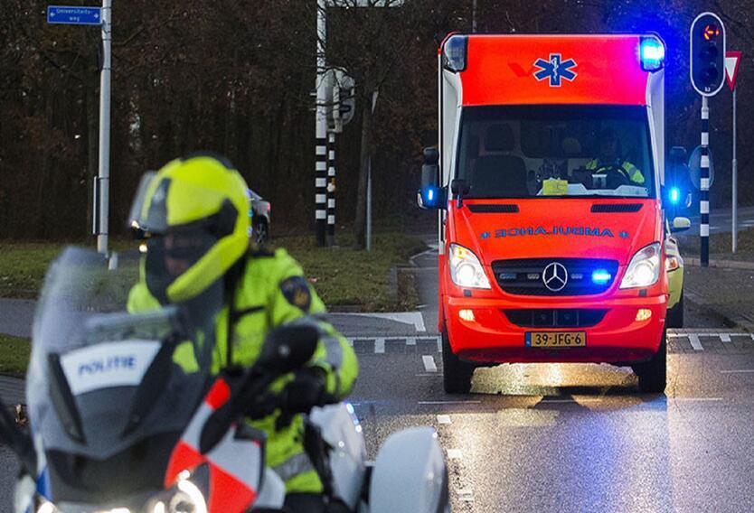 Explosión en La Haya