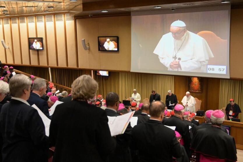 Cumbre Vaticano sobre abuso sexual