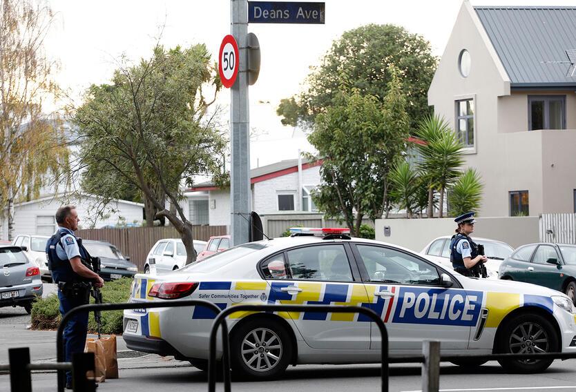 Christchurch, donde tuvo lugar la masacre de Nueva Zelanda