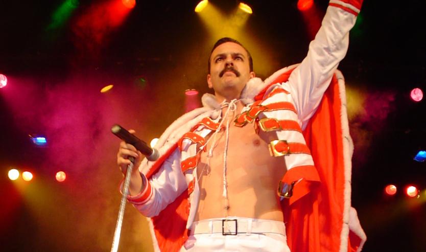 Dr Queen, homenaje a Freddie Mercury
