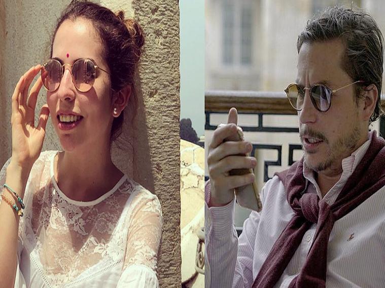 Isabella Wills y Juanpis González