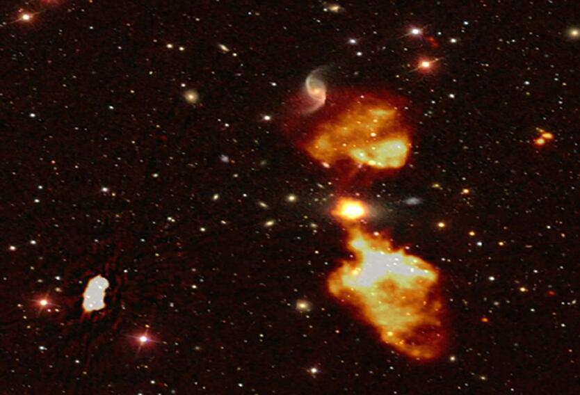 Durante un evento mostrarán la primera foto de un agujero negro