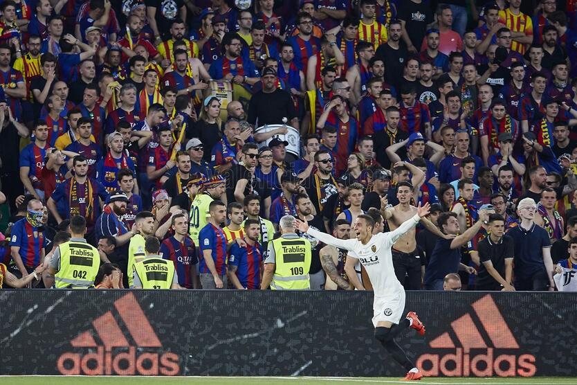 Valencia se coronó campeón de la Copa de Rey