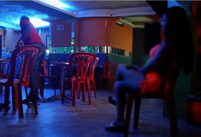 Operativos contra la prostitución infantil