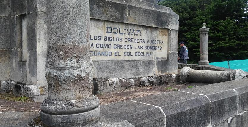 Monumentos en Boyaca