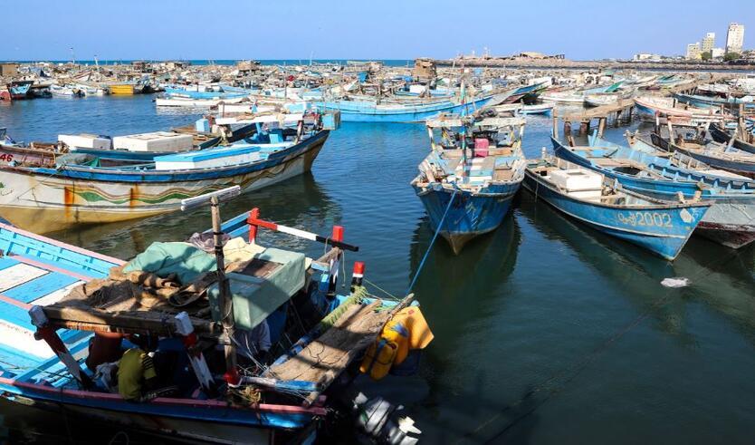 Puertos de Yemen