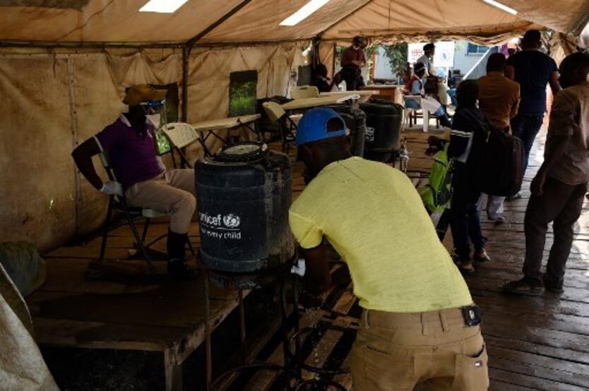 Ebola Republica del Congo