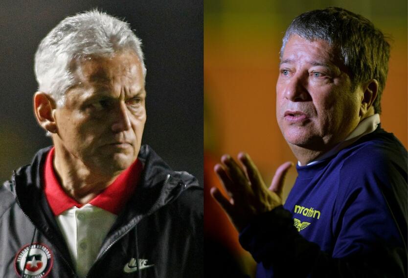Reinaldo Rueda y Bolillo Gómez
