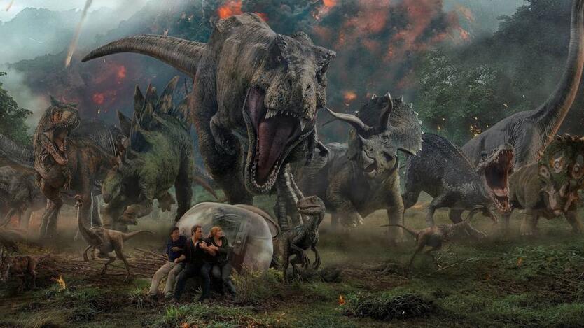 Promocional de Jurassic World
