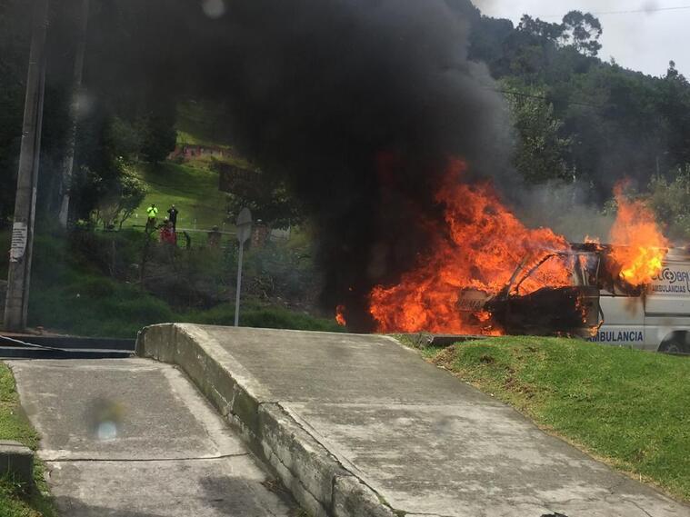 Las causas del incendio aún no están esclarecidas.