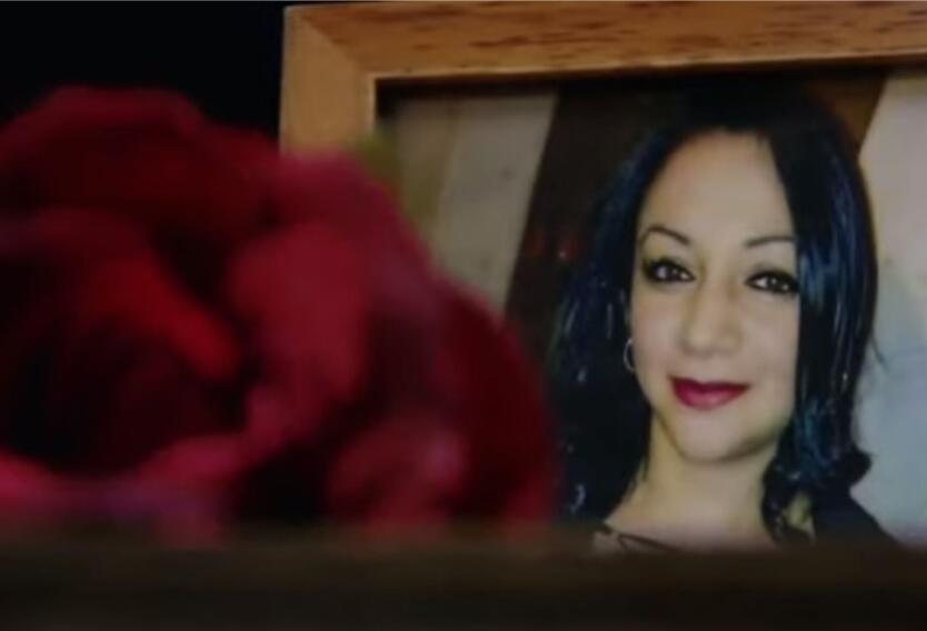 Viviana Rico, víctima de conductor irresponsable