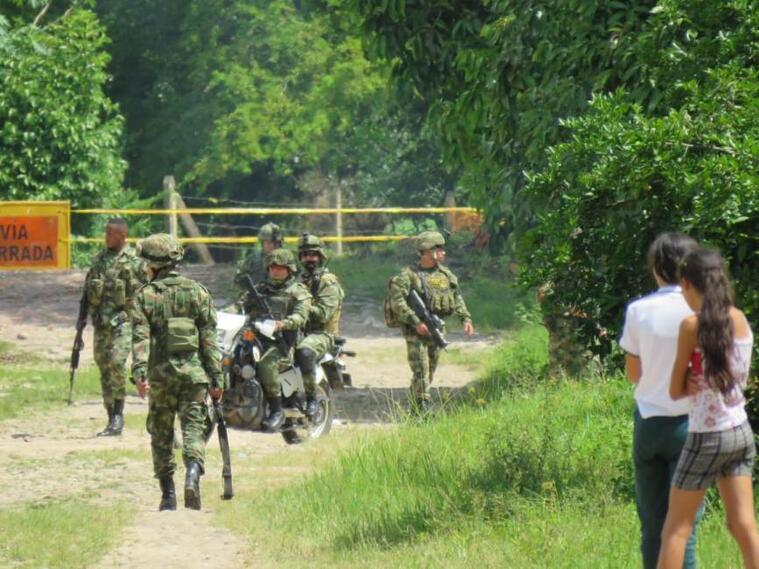 Ataque con Ejército