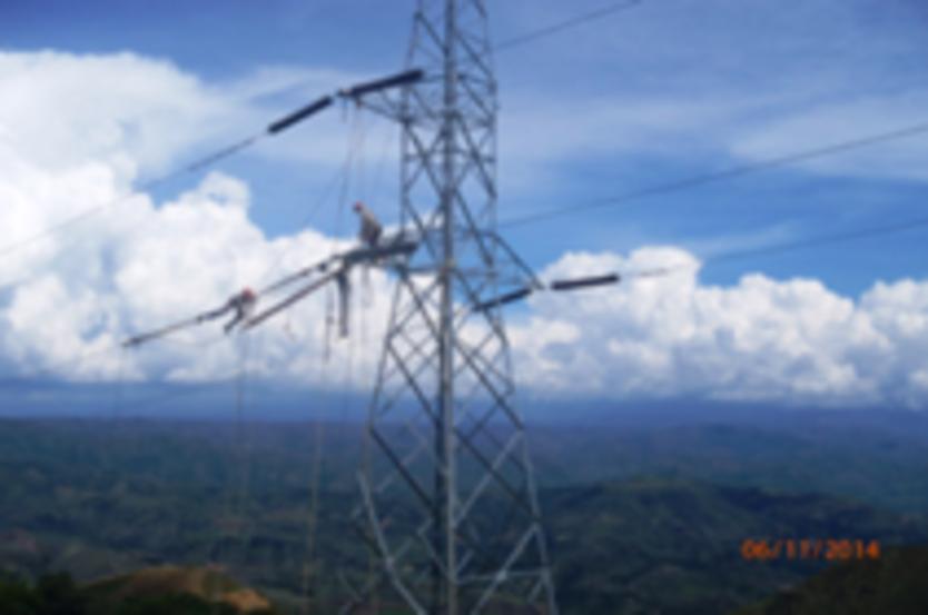 cerca de 50 kilómetros de cables de alta tensión han sido robados
