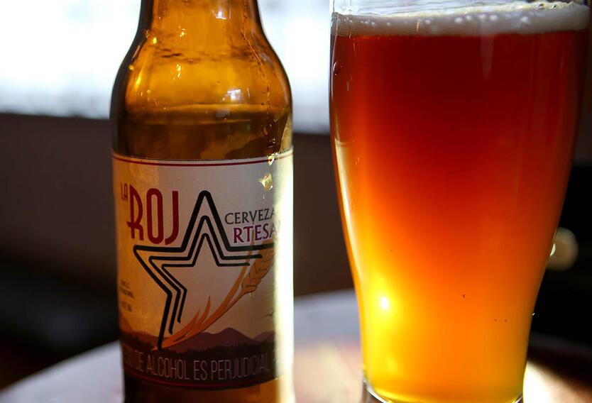 Cerveza La Roja