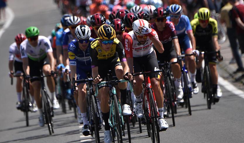 Tour de Francia - Etapa 1