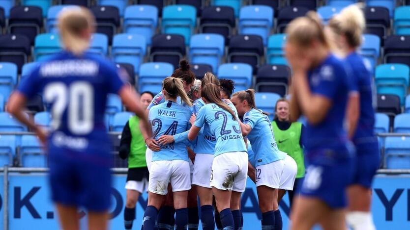 Manchester City- femenino