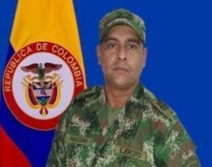 Soldado profesional Ferney Roberto Nassar Celis asesinado en Tame Arauca
