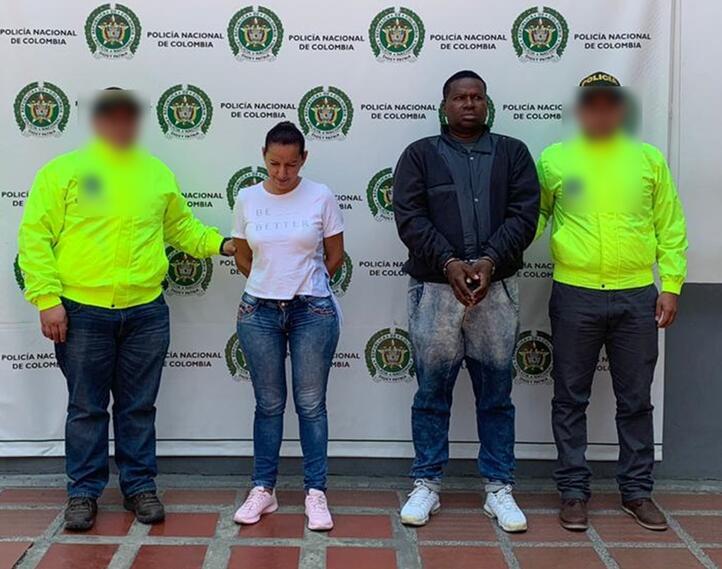 Los detenidos son solicitados en extradición por autoridades de España