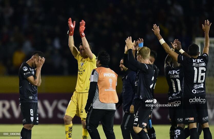 Independiente Del Valle es finalista de Sudamericana