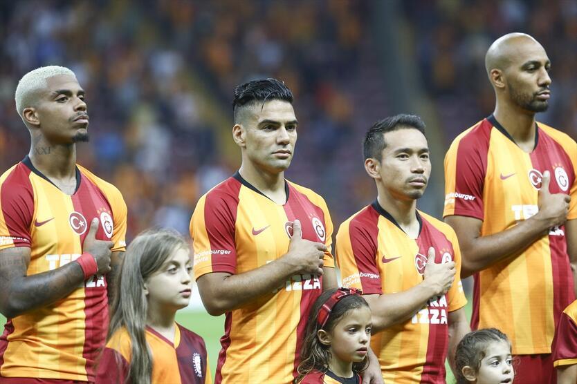 Debut de Falcao con el Galatasaray