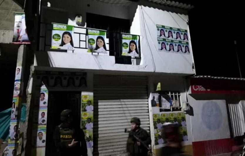 Lanzan artefacto explosivo contra casa de candidata en Norte de Santander