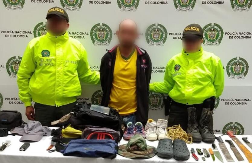 El agresor fue capturado en Bello y podría recibir hasta 30 años de prisión, según la Fiscalía.