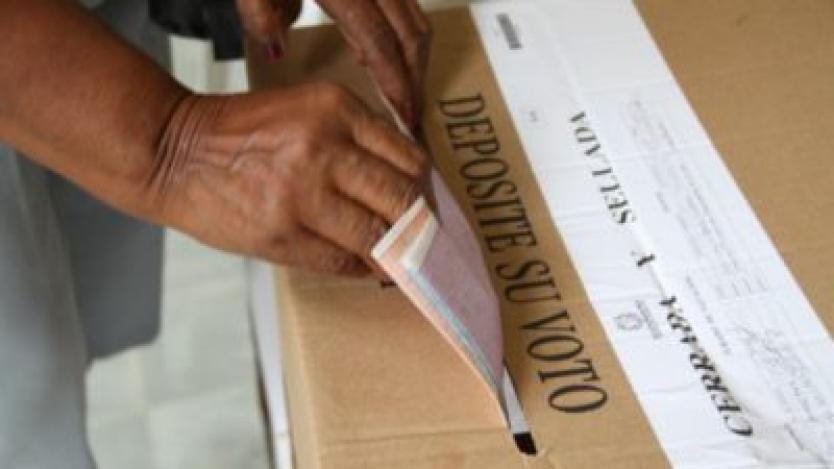 Las cédulas anuladas volverán al lugar de votación anterior.