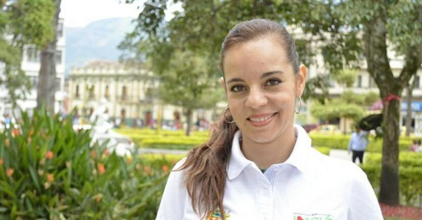 Cristina Prada, secretaria de Cultura de Ibagué.
