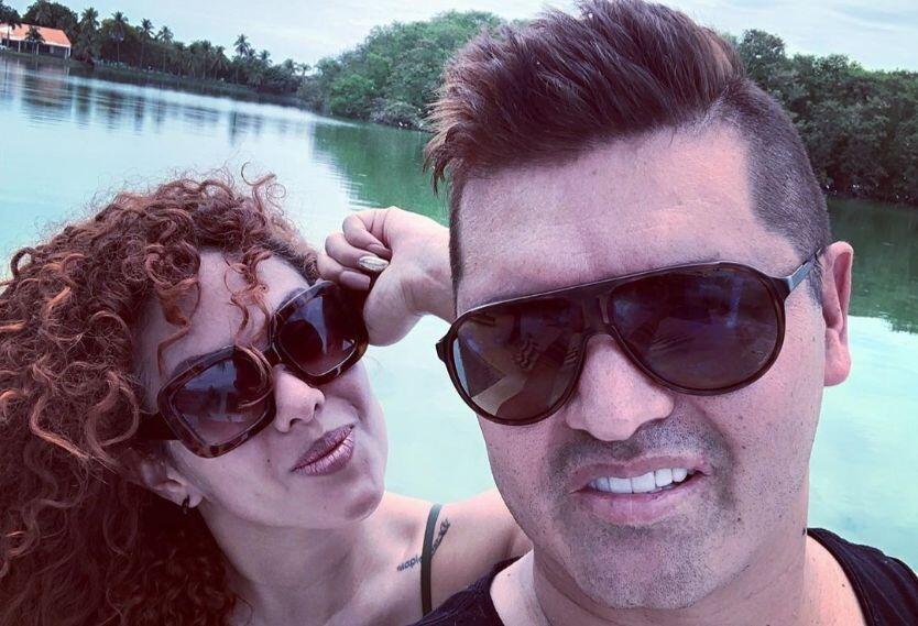 Hassam y su novia