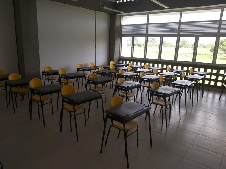 Colegios se están preparando para las amenazas del cambio climático