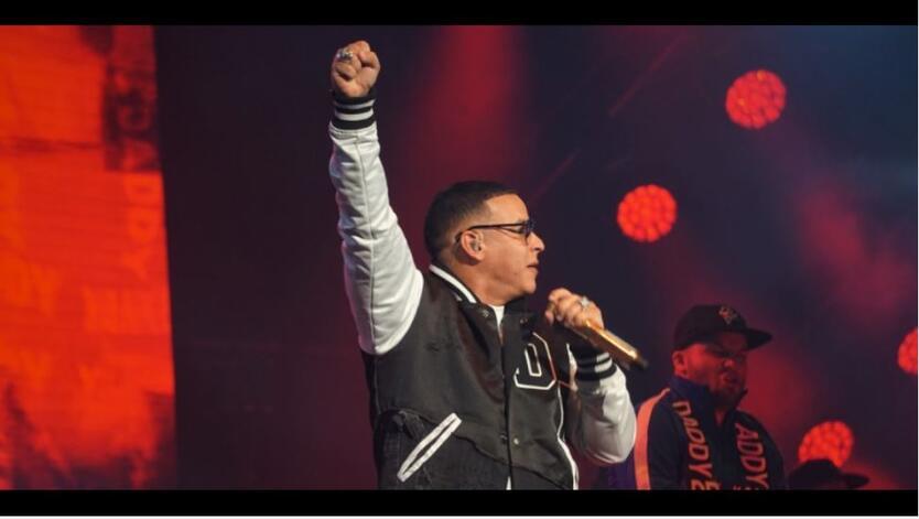 Daddy Yankee en Bogotá
