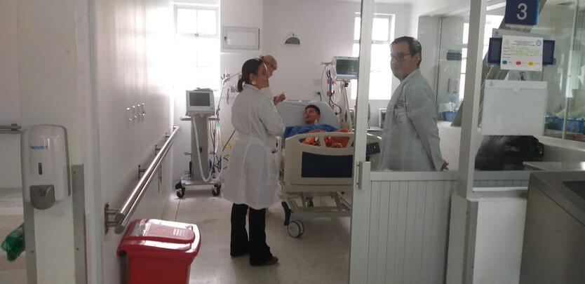 Pacientes Dagua