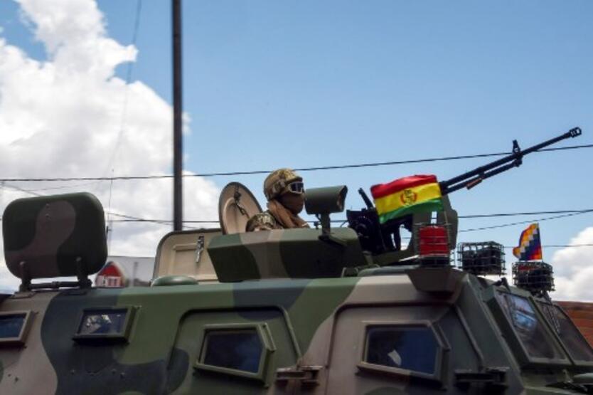 manifestaciones bolivia