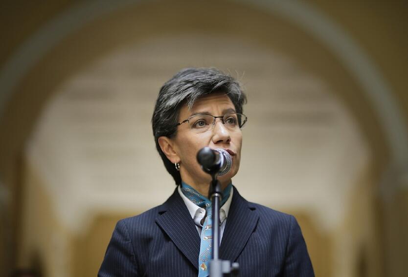 Claudia López,