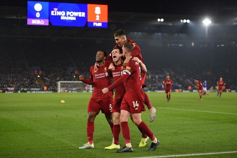 Liverpool, Premier League