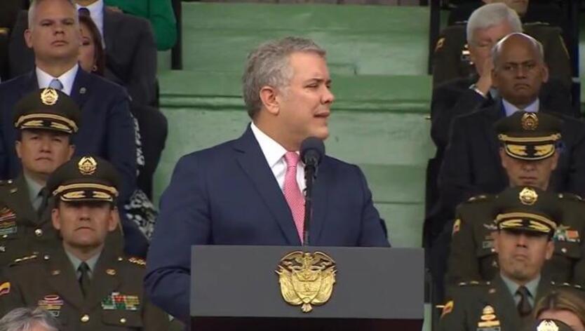 Presidente de la República Iván Duque