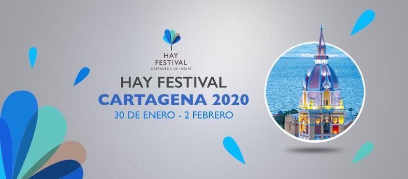 Hay Festival Cartagena de Indias 2020