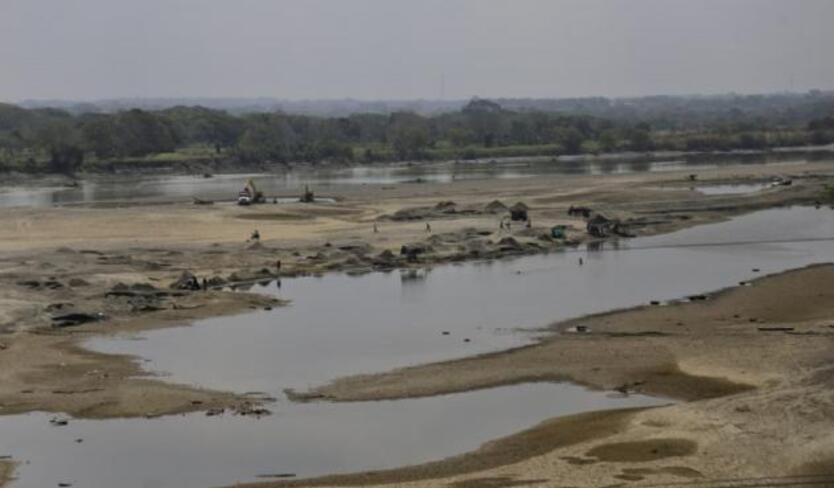 Imagen referencial sobre sequía