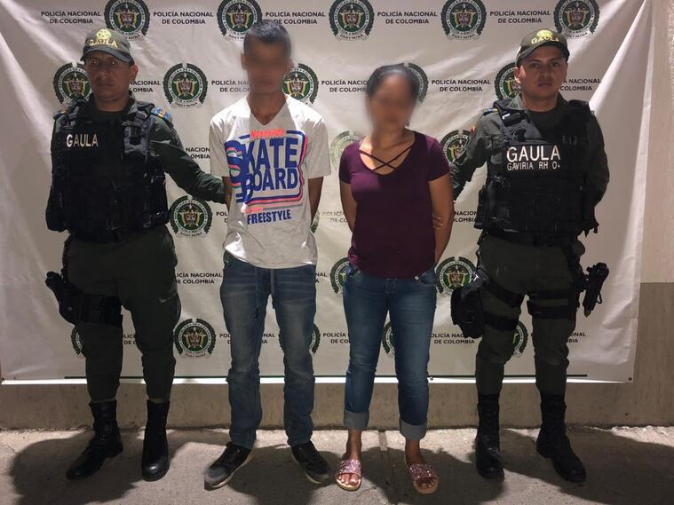 Enviados a la cárcel