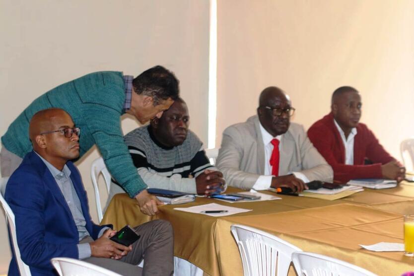 Los alcaldes de la Costa se reunieron en Pasto con el Gobernador de Nariño
